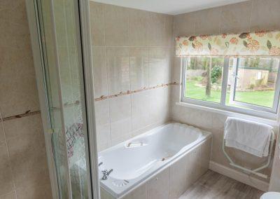 Knole Farm Brentor Room Bathroom