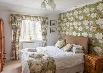 Knole Farm Sourton Bedroom 1