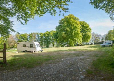 Knole Farm caravans